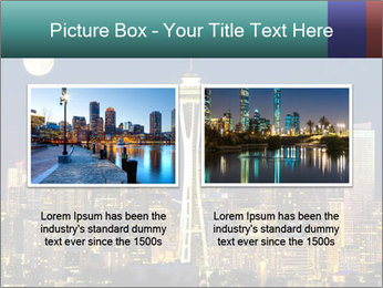 Beautiful nightview PowerPoint Templates - Slide 18