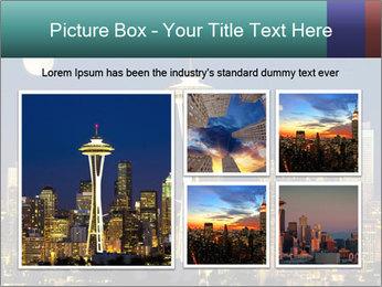 Beautiful nightview PowerPoint Templates - Slide 19