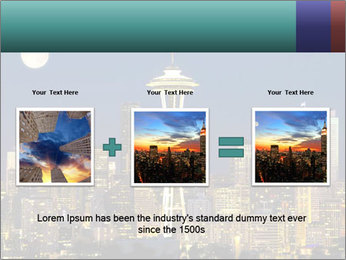 Beautiful nightview PowerPoint Templates - Slide 22