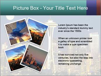 Beautiful nightview PowerPoint Templates - Slide 23