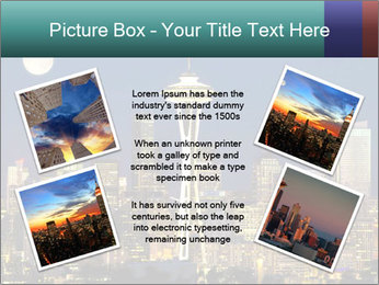 Beautiful nightview PowerPoint Templates - Slide 24