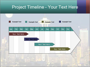 Beautiful nightview PowerPoint Templates - Slide 25