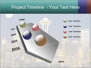 Beautiful nightview PowerPoint Templates - Slide 26