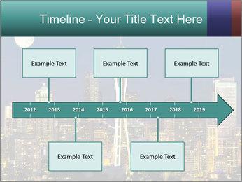 Beautiful nightview PowerPoint Templates - Slide 28