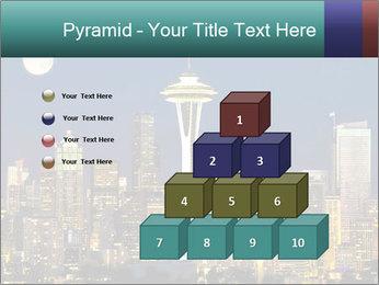 Beautiful nightview PowerPoint Templates - Slide 31