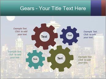 Beautiful nightview PowerPoint Templates - Slide 47