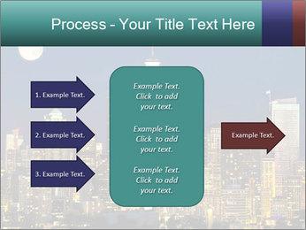 Beautiful nightview PowerPoint Templates - Slide 85