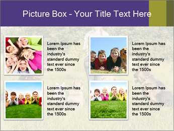 A group of dogs PowerPoint Templates - Slide 14