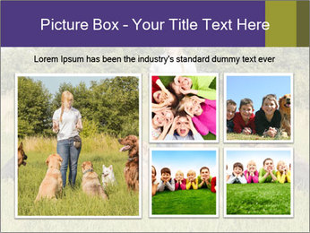 A group of dogs PowerPoint Templates - Slide 19