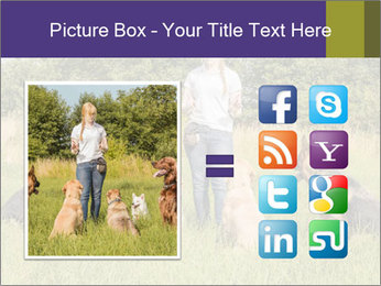A group of dogs PowerPoint Templates - Slide 21