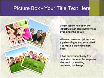 A group of dogs PowerPoint Templates - Slide 23