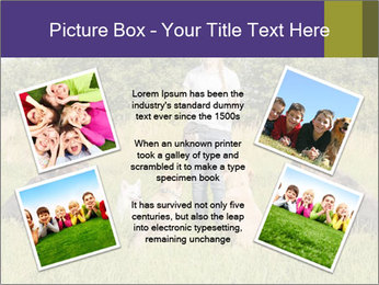 A group of dogs PowerPoint Templates - Slide 24