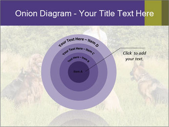 A group of dogs PowerPoint Templates - Slide 61
