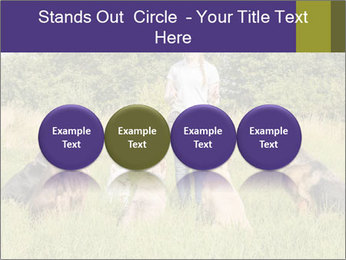 A group of dogs PowerPoint Templates - Slide 76
