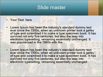Lost City PowerPoint Templates - Slide 2