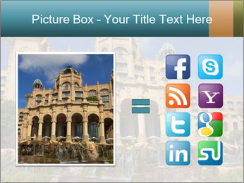 Lost City PowerPoint Templates - Slide 21