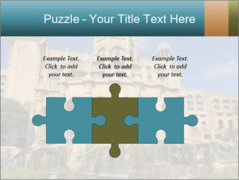 Lost City PowerPoint Templates - Slide 42