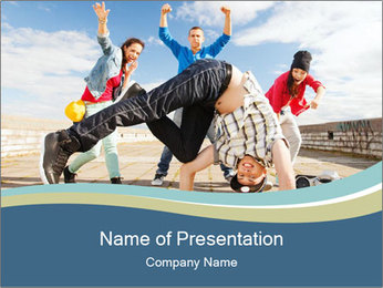 Sport PowerPoint Templates - Slide 1