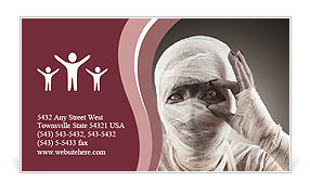 0000094534 Business Card Template
