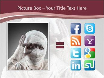 Mummy PowerPoint Templates - Slide 21