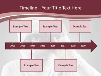 Mummy PowerPoint Templates - Slide 28