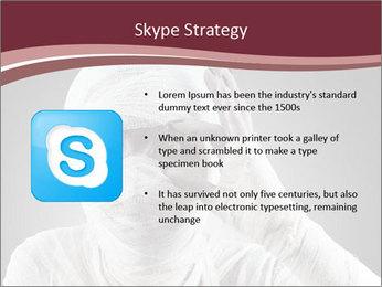 Mummy PowerPoint Templates - Slide 8