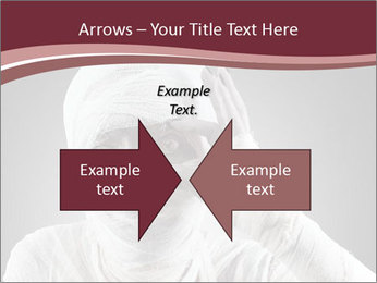 Mummy PowerPoint Templates - Slide 90