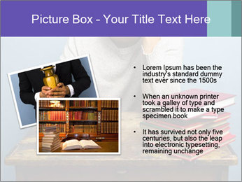 Bored man PowerPoint Templates - Slide 20