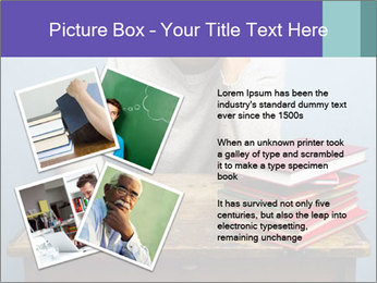 Bored man PowerPoint Templates - Slide 23