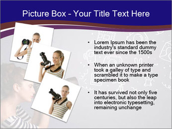 Young photographer PowerPoint Templates - Slide 17