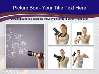 Young photographer PowerPoint Templates - Slide 19
