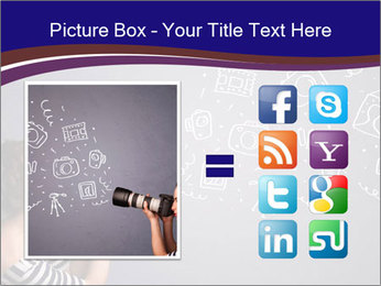 Young photographer PowerPoint Templates - Slide 21