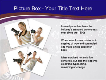 Young photographer PowerPoint Templates - Slide 23