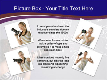 Young photographer PowerPoint Templates - Slide 24