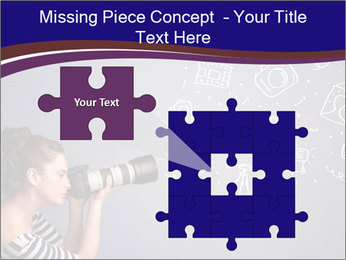Young photographer PowerPoint Templates - Slide 45