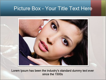 Happy loving couple PowerPoint Template - Slide 16