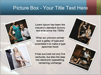 Happy loving couple PowerPoint Template - Slide 24