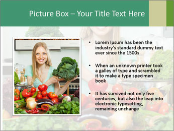 Housewife PowerPoint Templates - Slide 13