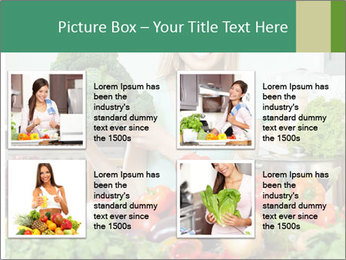 Housewife PowerPoint Templates - Slide 14