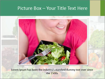 Housewife PowerPoint Templates - Slide 15