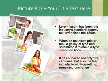 Housewife PowerPoint Templates - Slide 17