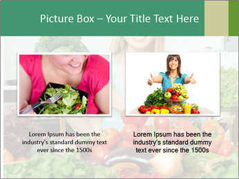 Housewife PowerPoint Templates - Slide 18