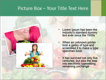 Housewife PowerPoint Templates - Slide 20