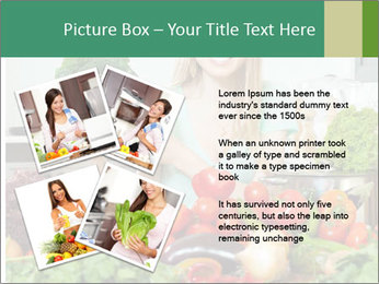 Housewife PowerPoint Templates - Slide 23