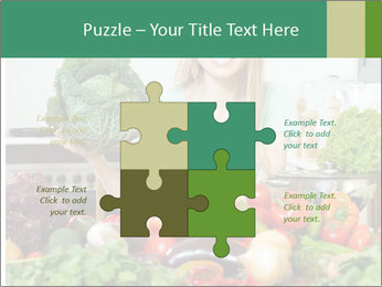 Housewife PowerPoint Templates - Slide 43