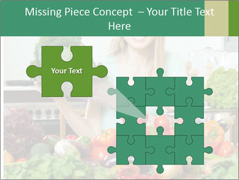 Housewife PowerPoint Templates - Slide 45