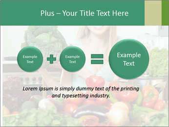 Housewife PowerPoint Templates - Slide 75