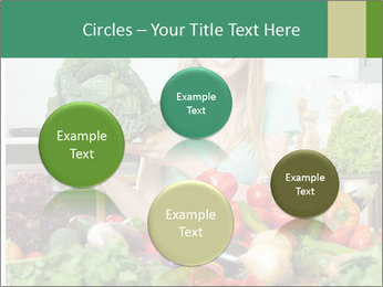 Housewife PowerPoint Templates - Slide 77