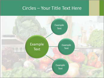 Housewife PowerPoint Templates - Slide 79