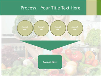 Housewife PowerPoint Templates - Slide 93